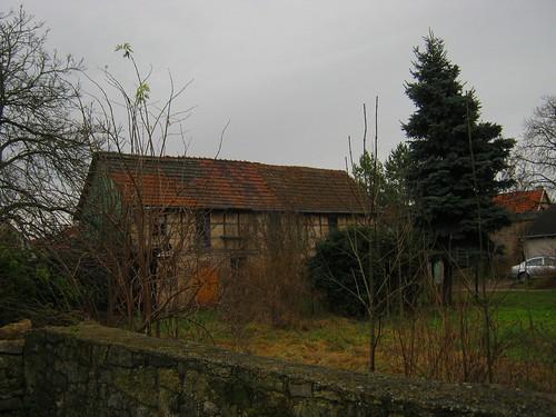 Alte Scheune in Gorsleben