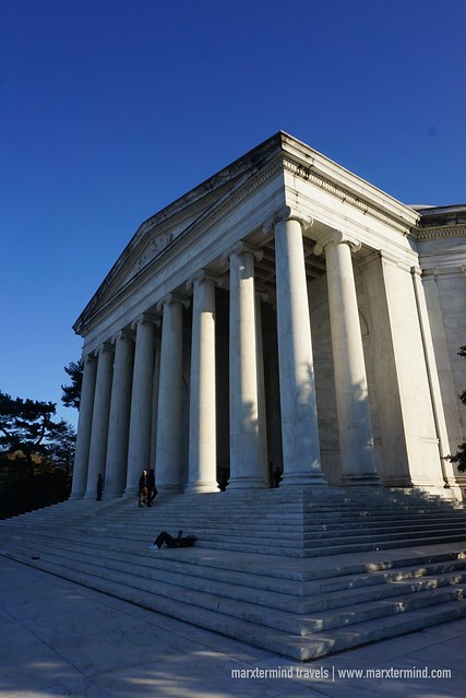 Thomas Jefferson Memorial Washington DC