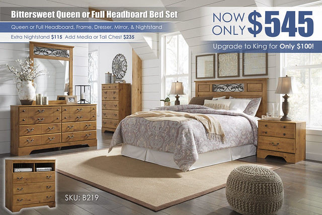Bittersweet Panel Bedroom Set_B219-31-36-46-55-B100-31-92-Q780