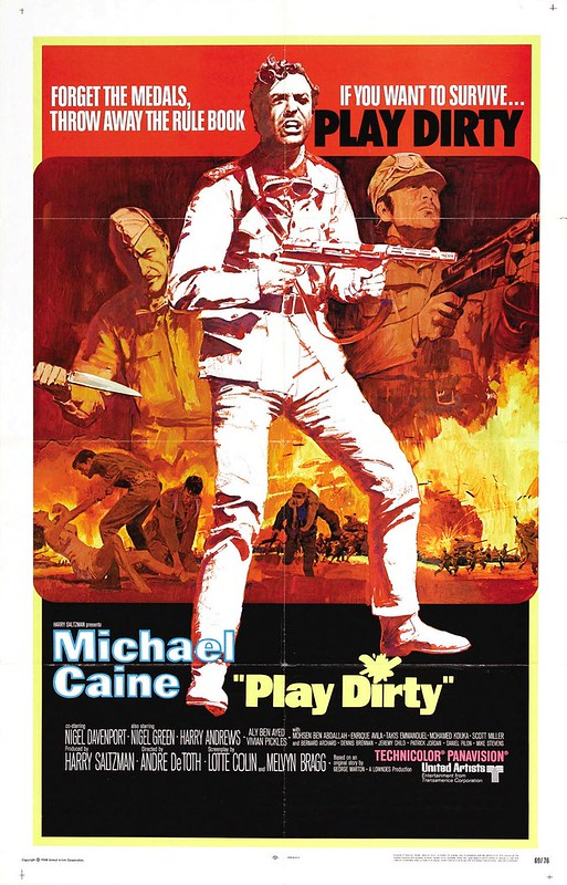 Play Dirty - Poster 1