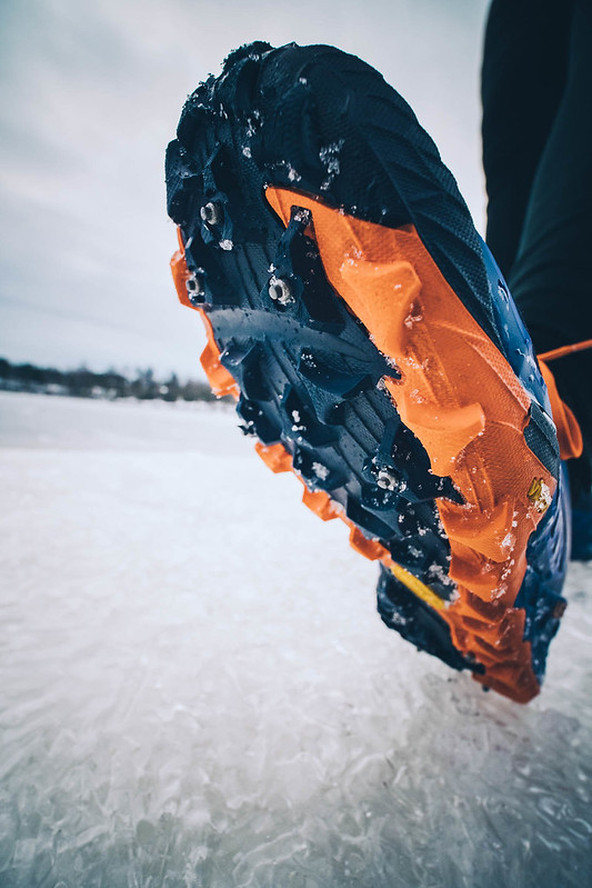 Running winter 2019