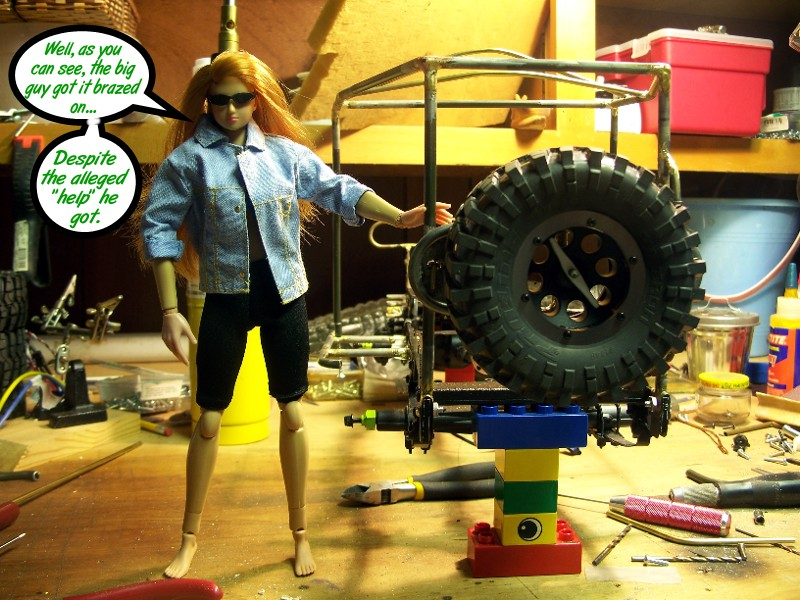 Building an RC sixth scale Jeep 30956904177_ec63218e54_o