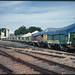 15.2.1987 Strathalbyn - South Australia fertiliser wagons- AN OBF class (p0106708_k)