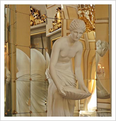Pracht im Spiegelsaal