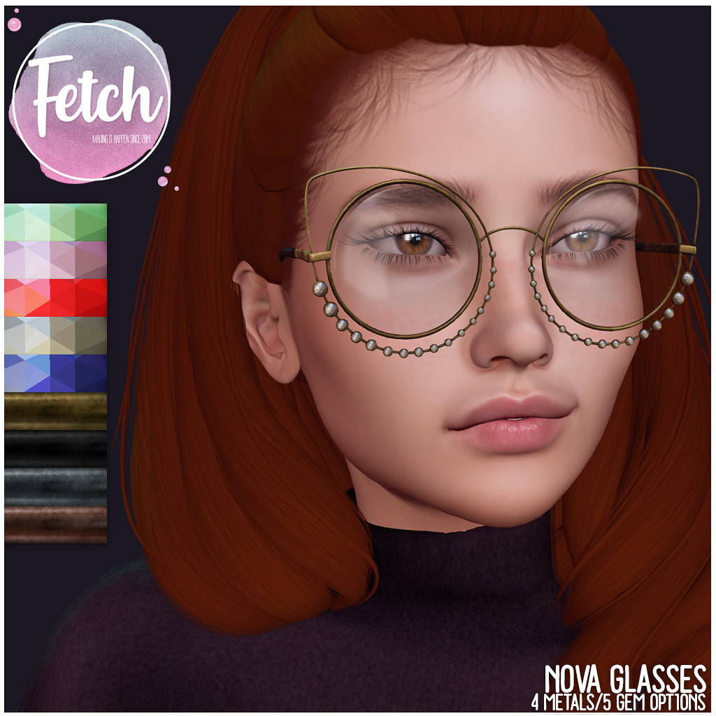 [Fetch] Nova Glasses @ Sat Sale!