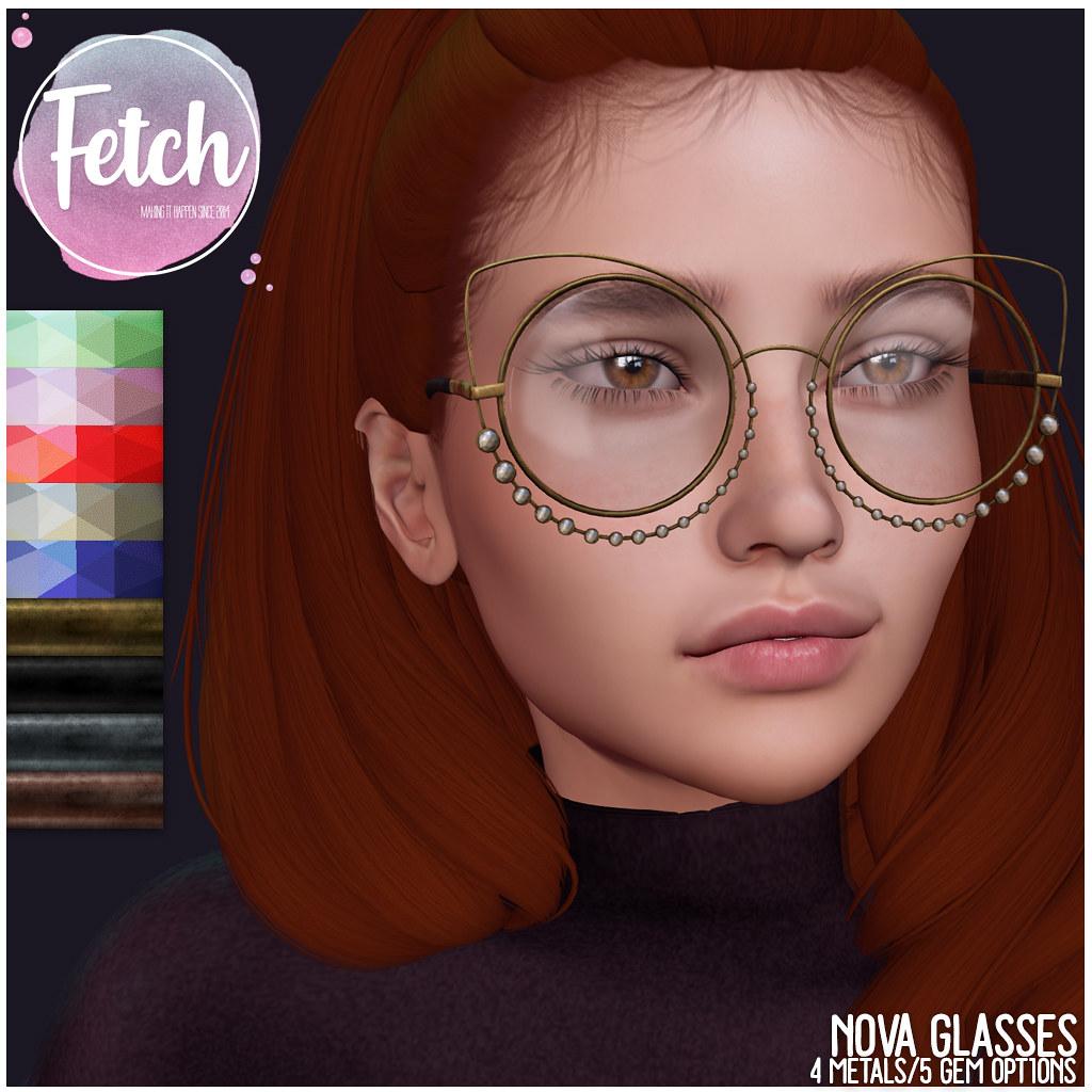 [Fetch] Nova Glasses @ Sat Sale! - TeleportHub.com Live!