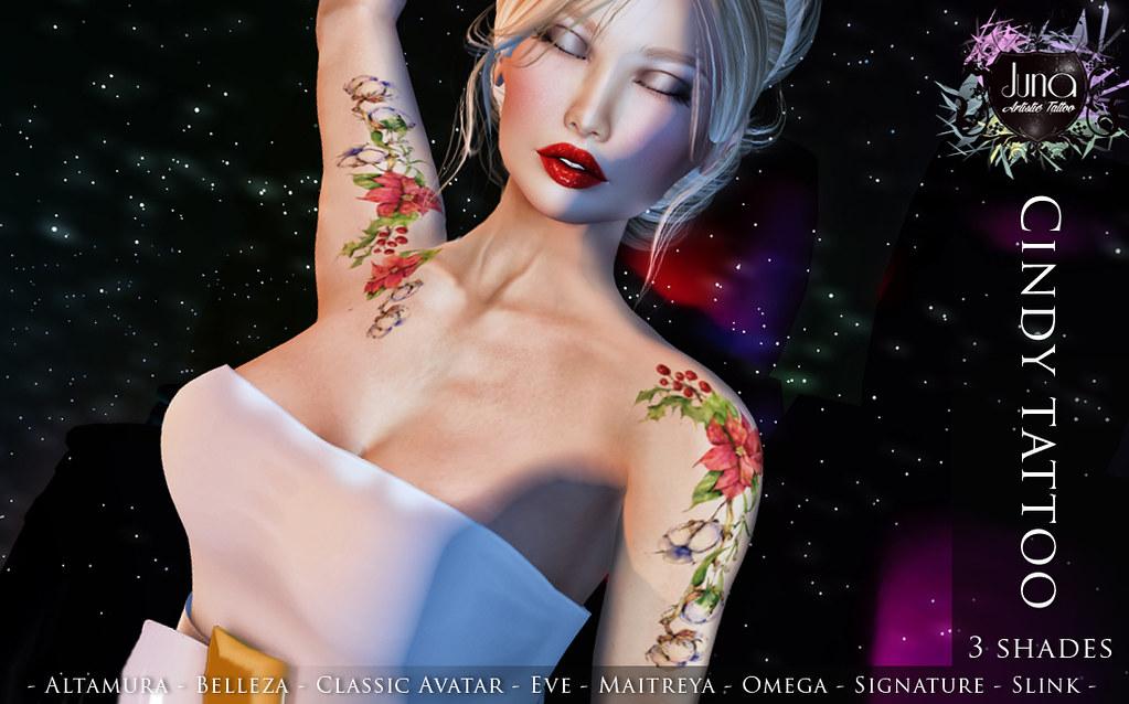 Cindy tattoo