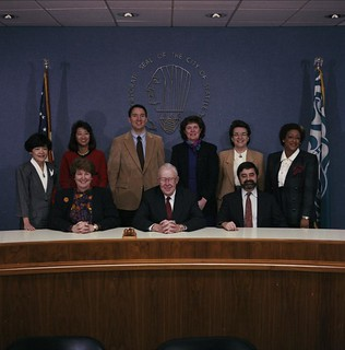 Seattle City Council, 1992
