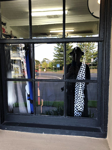 Shop Window Reflection 1