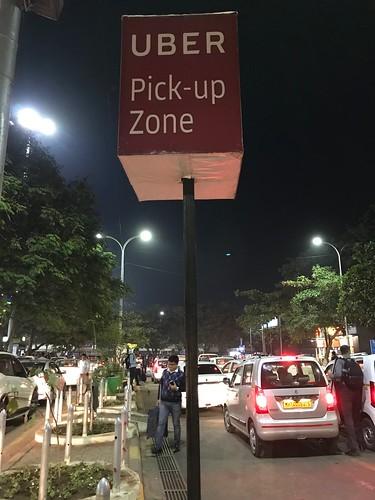 Uber zone