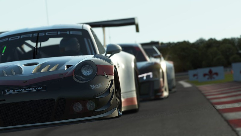 rFactor 2 GT3 Challengers Pack