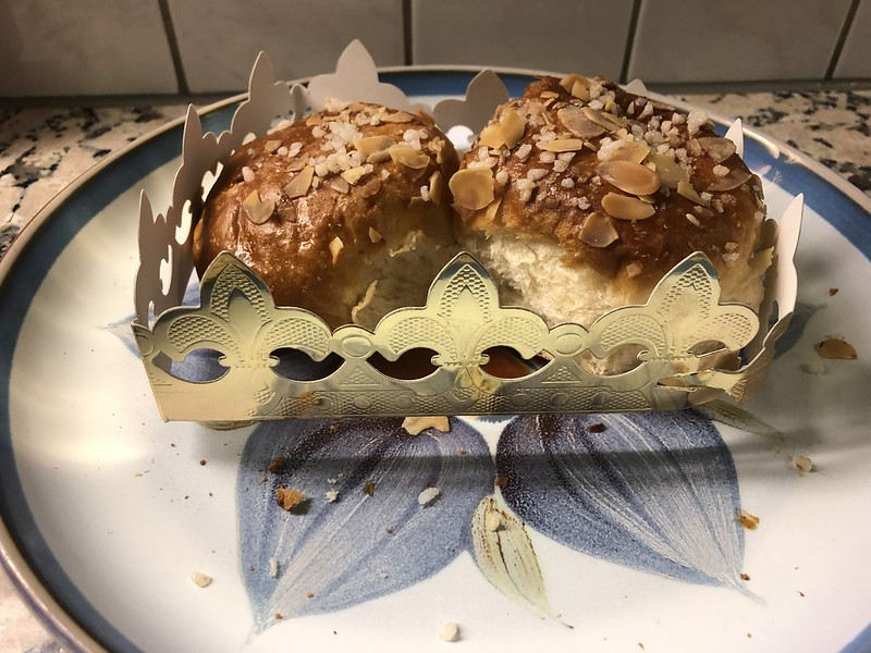 Three King's Cake