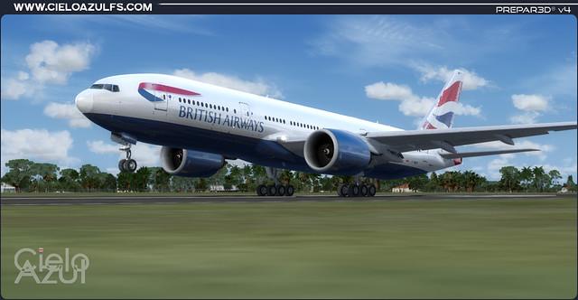 British Airways (G-YMMR & G-YMMS) v1.7
