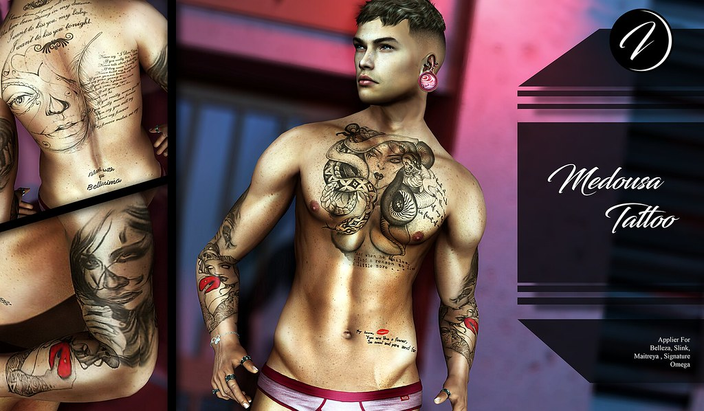 ..:: INKer ::.. Medousa Tattoo