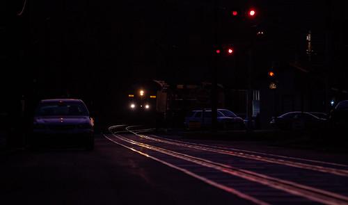 Street Running Glints