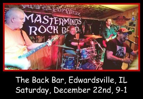 Masterminds Rock Band 12-22-18