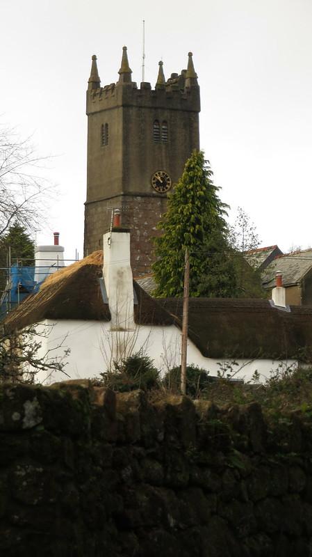 North Bovey Church