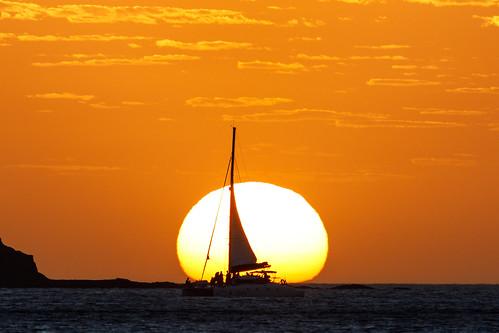 atardecer sunset costarica playapenca guanacaste canon dslr 5dmk4 sigma150600