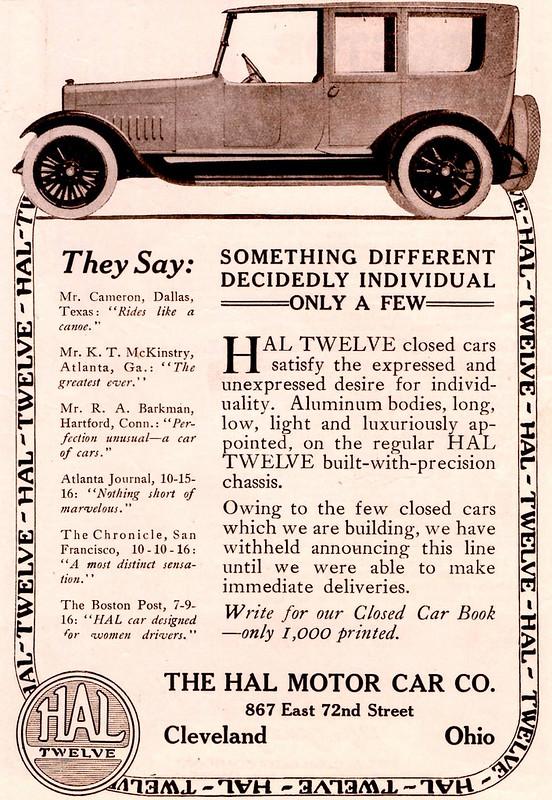 1917 HAL Twelve