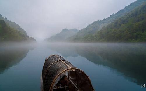 Dongjiang lake (东江湖)