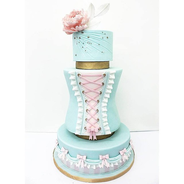 Cake by Sugar Rush Custom Cake