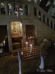 la Sainte Baume (le sanctuaire la grotte de Marie Madeleine) dans le Var-12-cliche Jean Weber