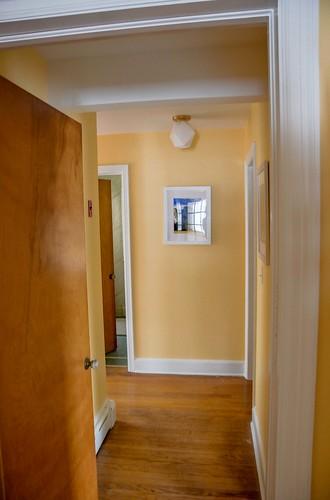 Repaint - Hallway + Stairwell