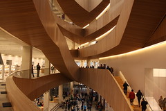 New Central Library in Calgary: architecture