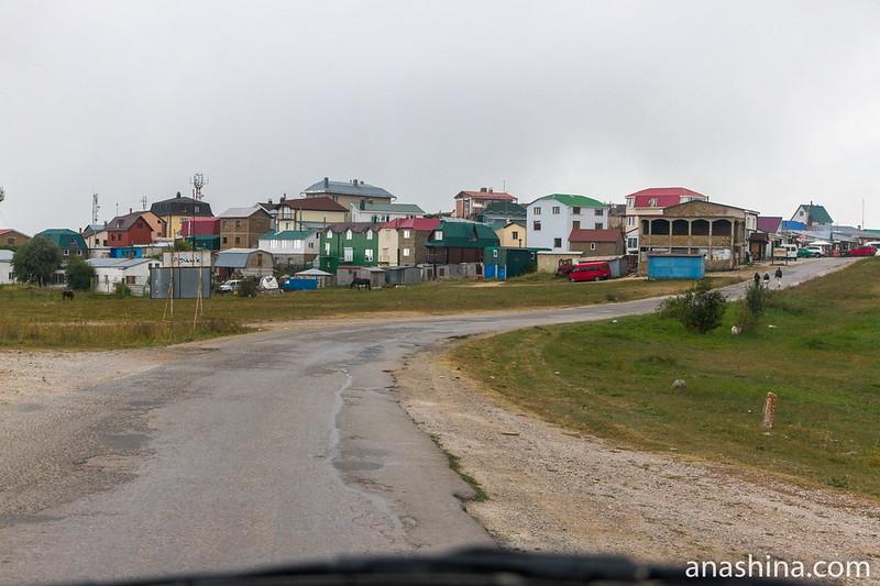 Поселок Охотничье, Ай-Петри, Крым