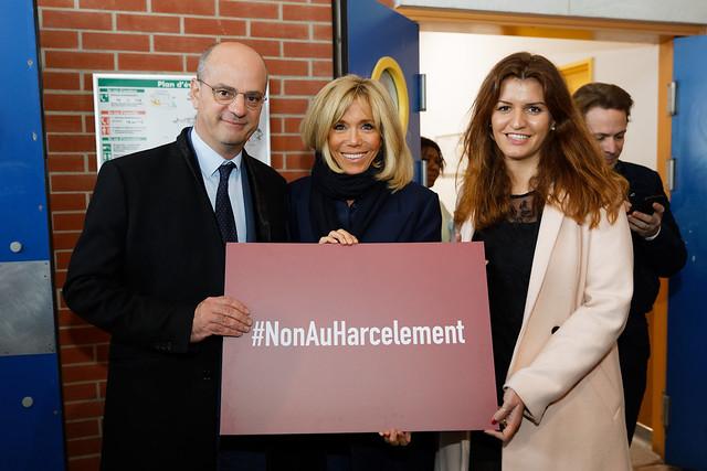 Mobilisation contre le harcèlement scolaire: déplacement à Clamart
