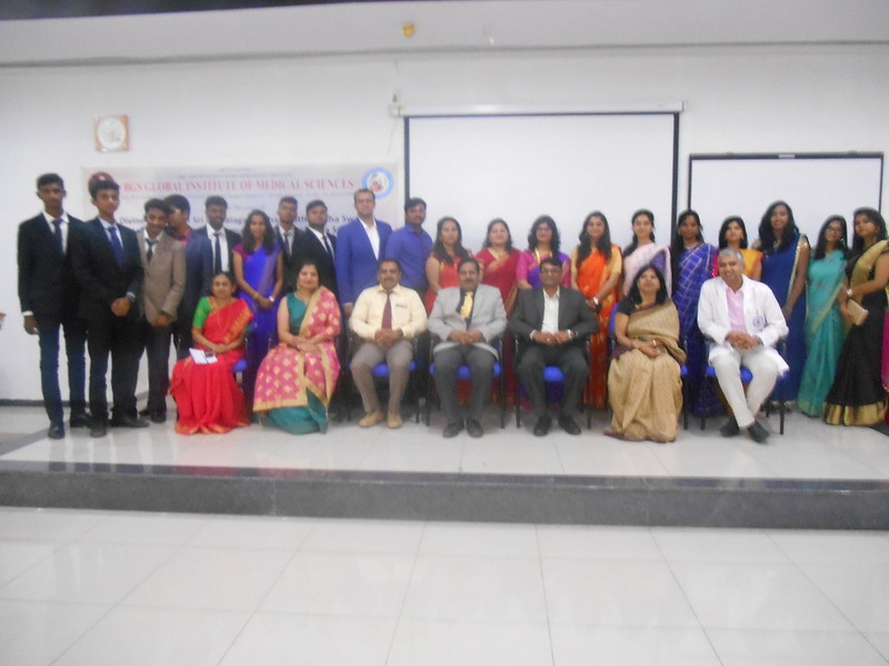 Continuous Medical Education - 12.11.2018 - Dept of Biochemistry
