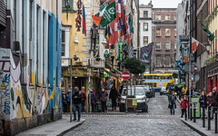 RANDOM IMAGES OF TEMPLE BAR IN DUBLIN [THE LEAD UP TO CHRISTMAS 2018]-146037