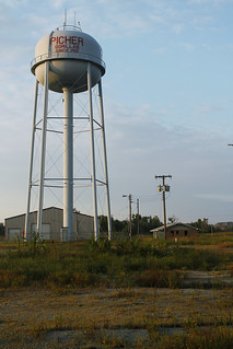 Picher Water Tower