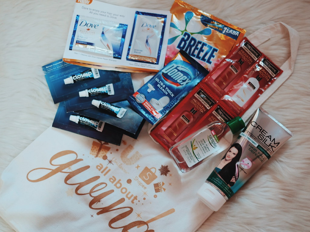 Unilever x Shopee 11.11 Sale Event