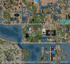 Islandz Map