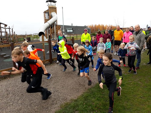 Gedling junior parkrun 11th November 2018