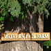 Malvern Park Farm - Widney Manor Road, Widney Manor - sign