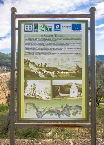 Valle di Maddaloni (CE), 2018, I Ponti della Valle o Acquedotto Carolino.