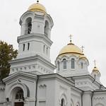 Неделя 25-я по Пятидесятнице в  Свято-Вознесенском кафедральном соборе города-курорта Геленджик.