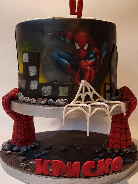 Cake from Yordanka Arizanova of Cakes by Ladybug сладката ми страст