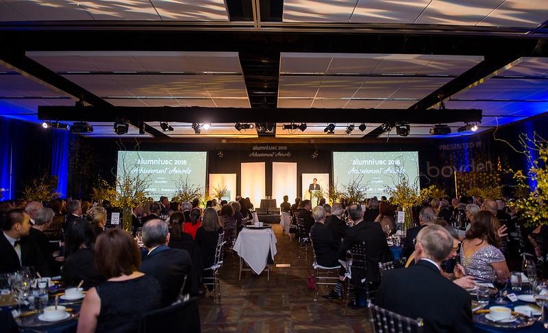 alumni UBC 2018 Achievement Awards