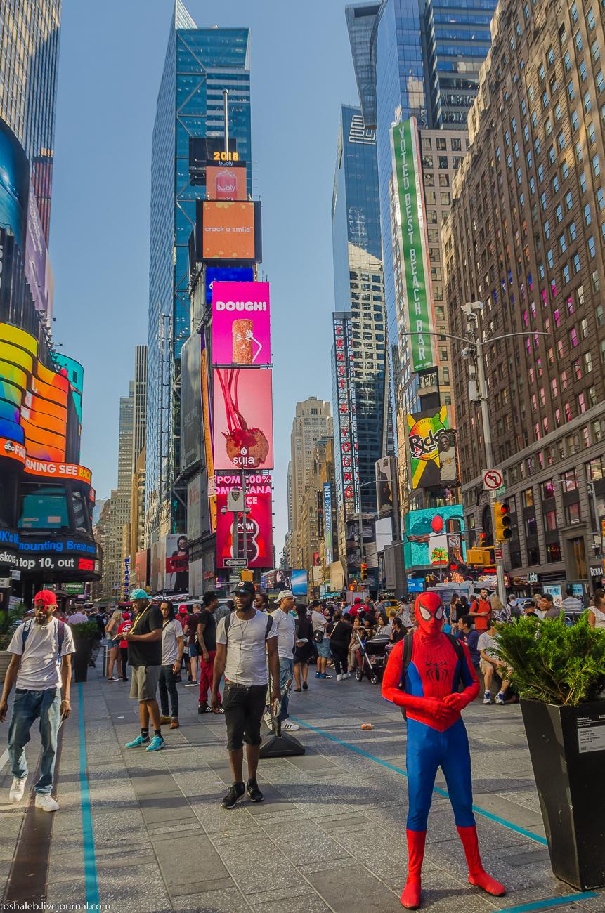 Нью-Йорк_Central Park_Times Square-62
