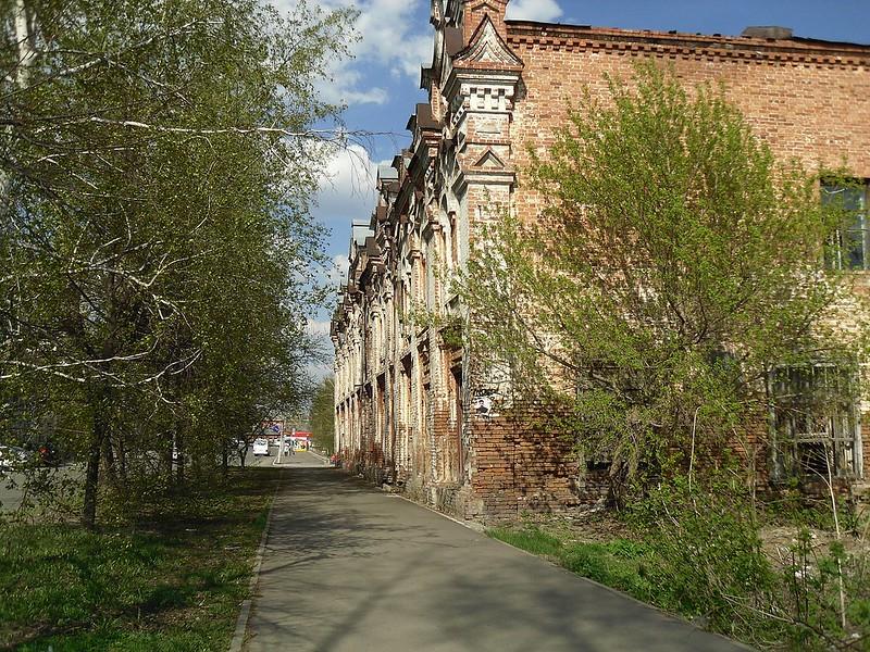 Бийск, улица Льва Толстого