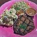 Grilled Ribeye Steak at Platform M, SingPost Centre