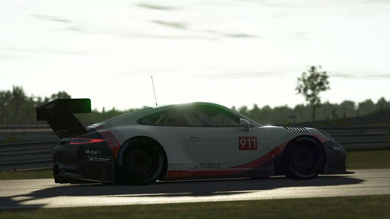 rFactor2 Porsche 911 GT3 R