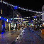 Fishergate at night