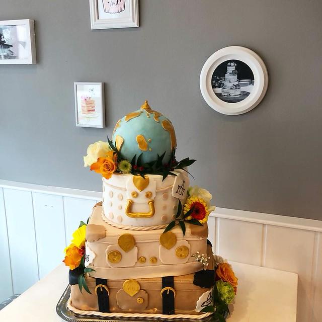 Cake by Van Hagen Cakes