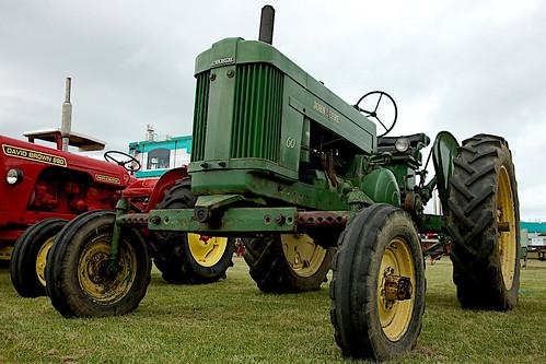 John Deere 60 Tractor...