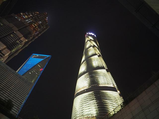 P3176965 上海タワー(上海中心大厦) 上海 Shanghai ひめごと