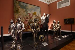 Renaissance era European armor, ca. 1500, Arms and Armor Museum, Hofburg, Vienna (1)